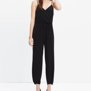 Madewell Pants - Madewell | Faux Wrap Cali Jumpsuit